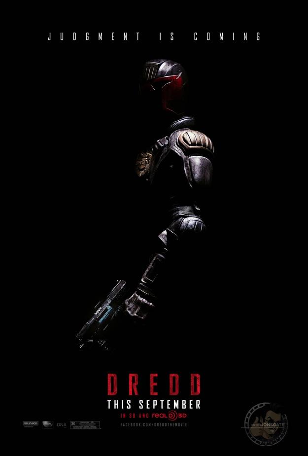 Judge Dredd affiche
