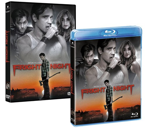 Fright Night DVD et Blu-Ray
