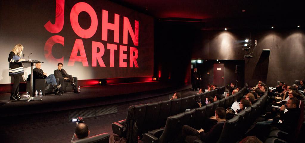 Conférence John Carter