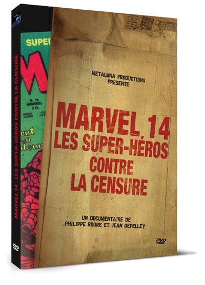 DVD Marvel 14