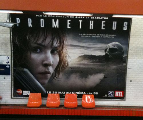 Prometheus pas beau