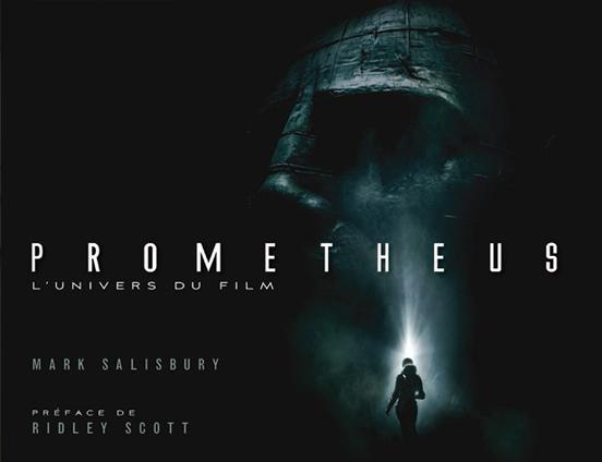 Prometheus le livre du film