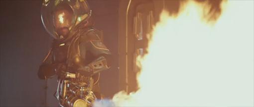 Prometheus extrait trailer 13