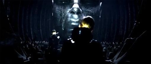 Prometheus extrait trailer 10