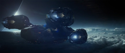 Prometheus extrait trailer 7