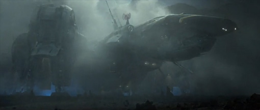 Prometheus extrait trailer 2
