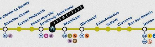 Prometheus métro ligne 9