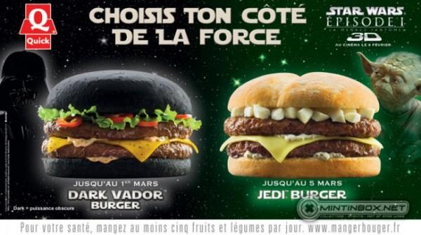 Dark Burger Quick