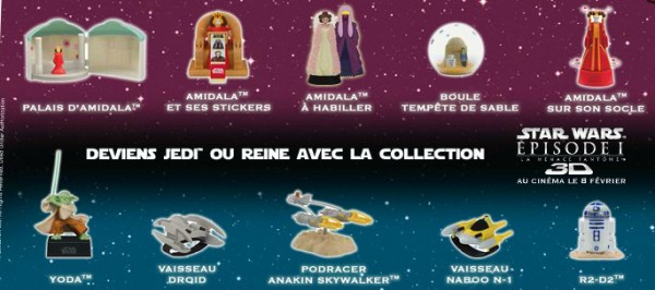 Menu Enfant Magic Box Quick