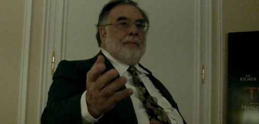 Francis Ford Coppola en interview