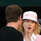 Nicole Kidman en rose