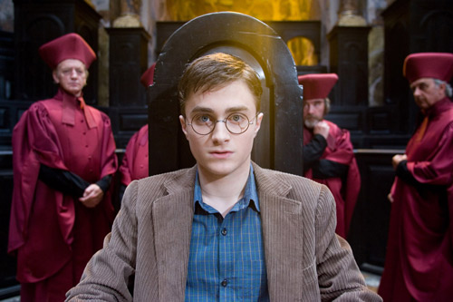 Harry Potter et l'Ordre du Phénix : Harry Potter