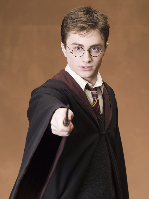Harry Potter et l'Ordre du Phénix : Harry Potter
