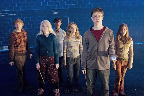 Harry Potter et l'Ordre du Phénix : Au ministère...