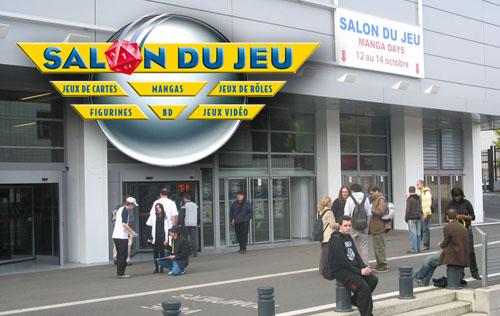 Le reportage photo du salon du jeu 2007 actualit for Salon e learning porte de versailles