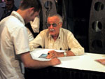 Stan Lee at E3
