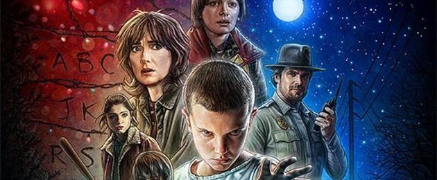 Stranger Things : Le nouveau trailer de la série Netflix