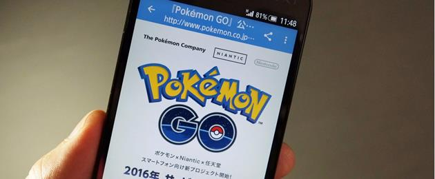 Pokémon GO est sorti en France sur iOS et Android