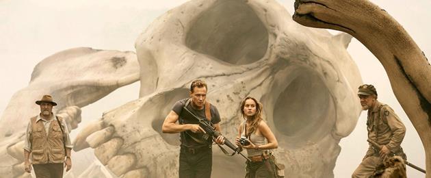Kong: Skull Island, Trailer et affiche dévoilées à la Comic Con