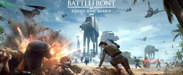Star Wars Battlefront Rogue One: Scarif - la bande annonce