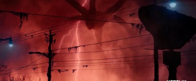 Stranger Thing 2 : le trailer qui dégomme !