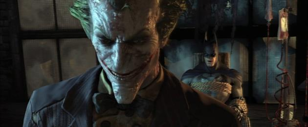 Retrogaming : Batman: Arkham City