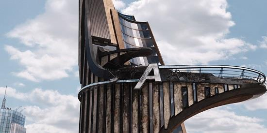 La tour Stark