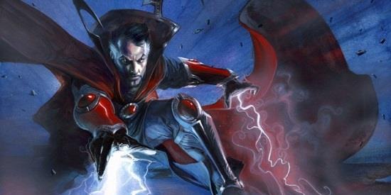 Stephen Strange, alias Dr Strange