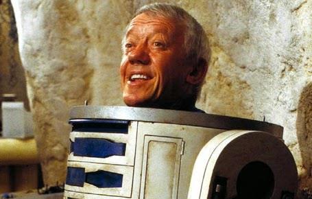 R2-D2 se fait tirer l'oreille