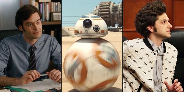 Les voix derrière BB-8
