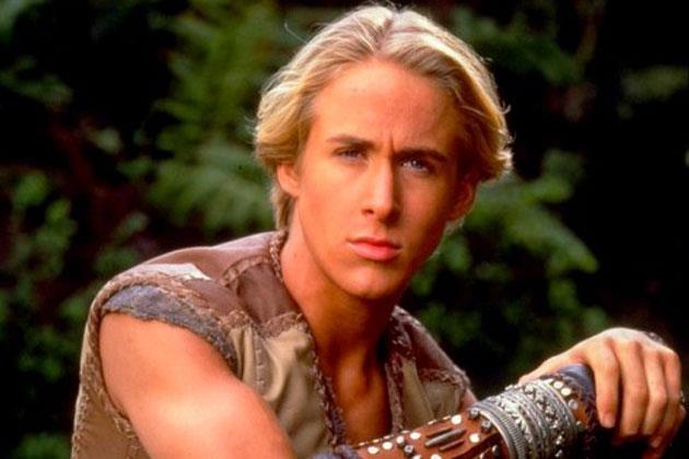 Ryan Gosling, petit mais déjà beau gosse