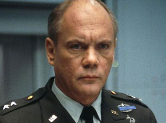"""Daniel von Bargen (""""Général Radford"""")"""
