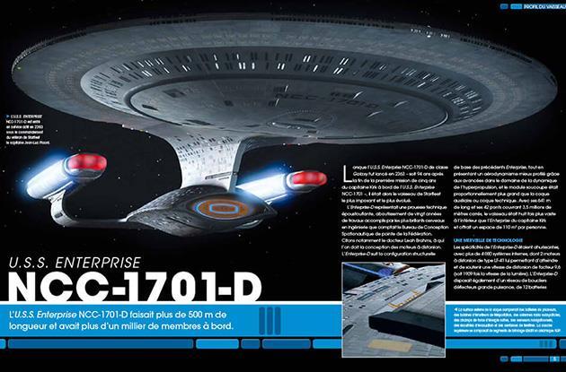 Concours Sélection officielle des vaisseaux spatiaux de Star Trek