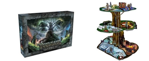 Concours pour gagner une boîte d'Yggdrasil Chronicles