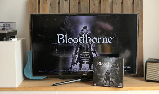 Bloodborne le jeu