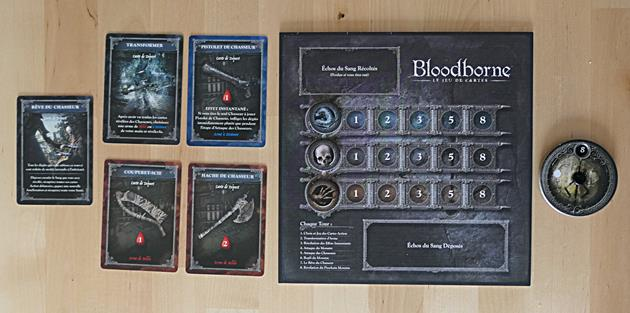 Bloodborne matériel
