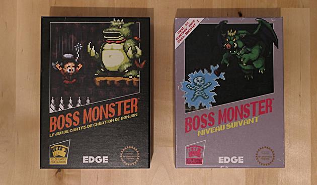 Boss Monster 2 Niveau suivant boite de jeu