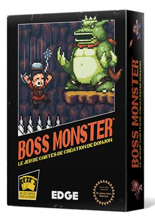 Boss Monster Boite de jeu