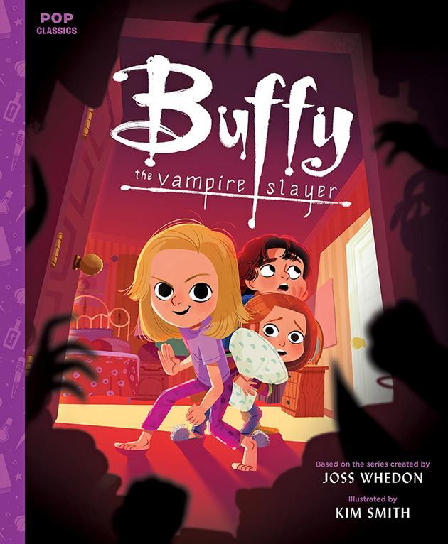 Buffy contre les vampires l'album illustré pour enfant