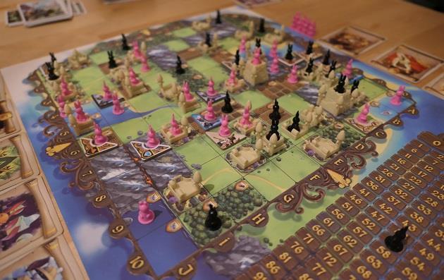 Bunny Kingdom - 2 joueurs