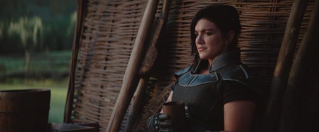 Cara Dune nous en apprend plus sur les soldats de la rébellion