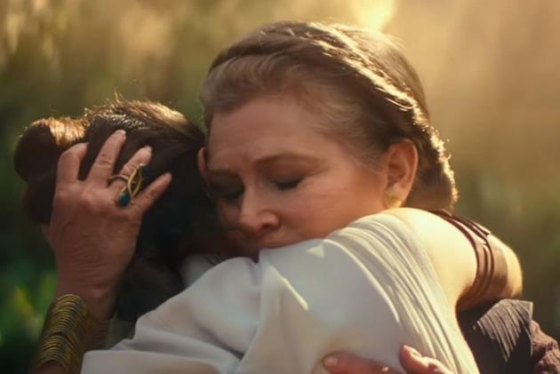 Carrie Fisher : un dernier rôle sublime