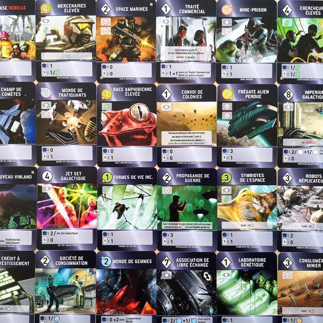 Cartes jeu JumpDrive