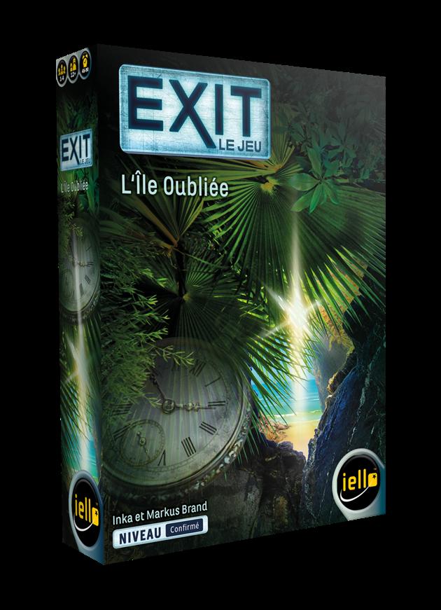 Exit L'Île Oubliée jeu