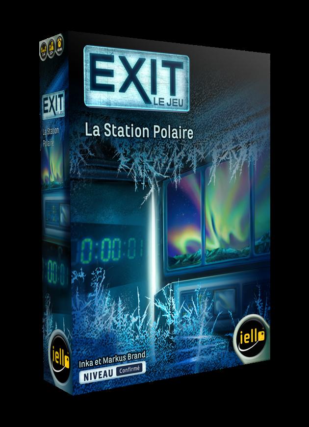 Exit La Station Polaire jeu