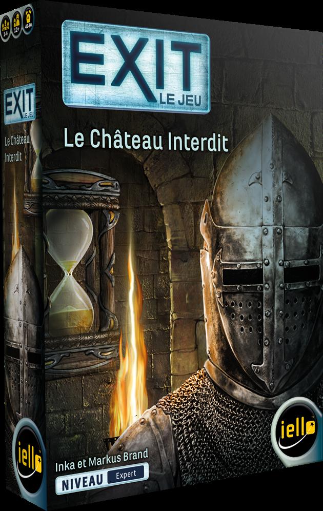 Exit Le Château Interdit jeu