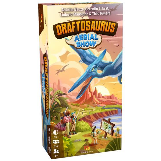 Extension jeu Draftosaurus Aerial Show