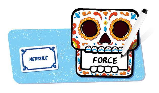 Fiesta De Los Muertos crâne