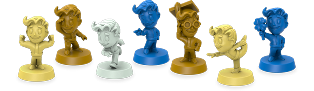 figurines Fallout Shelter