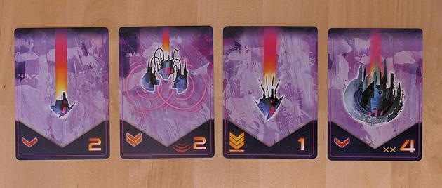 Flipships cartes ennemi